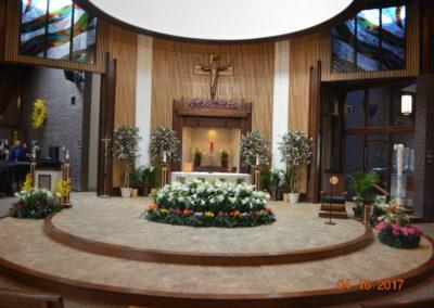 Easter Altar 2017