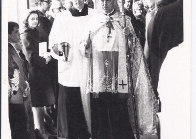 New Church Dedication Mar 23 1969