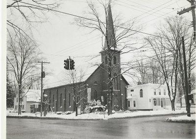 Original Church c1863