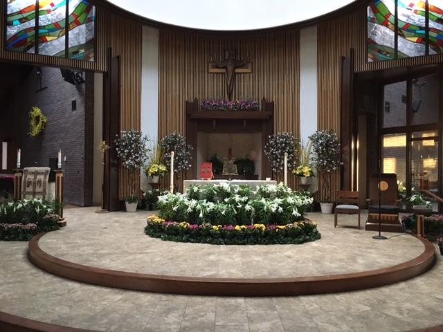 Easter Vigil 2019